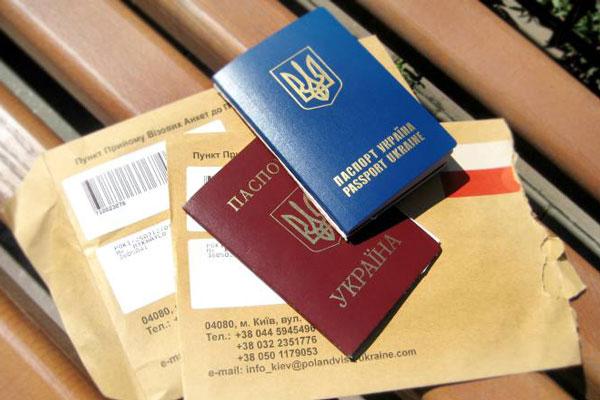 открыть визу в польшу в киеве