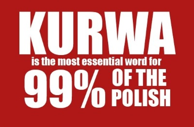 Какой самый частый мат на польском языке