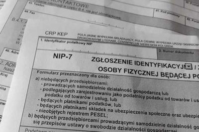NIP в Польше