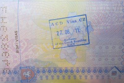 Причины отказа в визе в Чехию