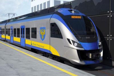 Поезд Интерсити Киев-Вроцлав