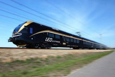 До Праги с комфортом: Leo Express продлит маршрут до украинской границы