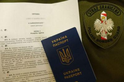 Проверки продолжаются: 50% украинцев в Эльблонгском повяте признаны нелегалами