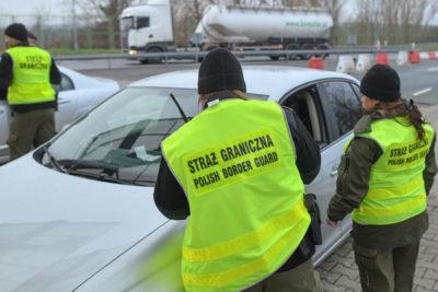 До 16 февраля въезд в Польшу из Германии, Чехии, Литвы и Словакии ужесточен