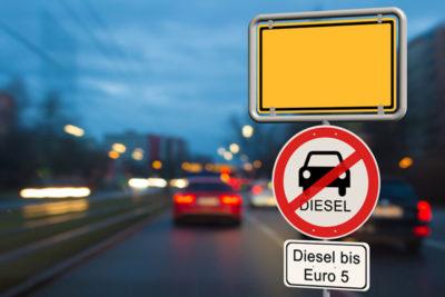 В каких городах Германии ввели запрет на дизельные автомобили Евро-5 и ниже? 6