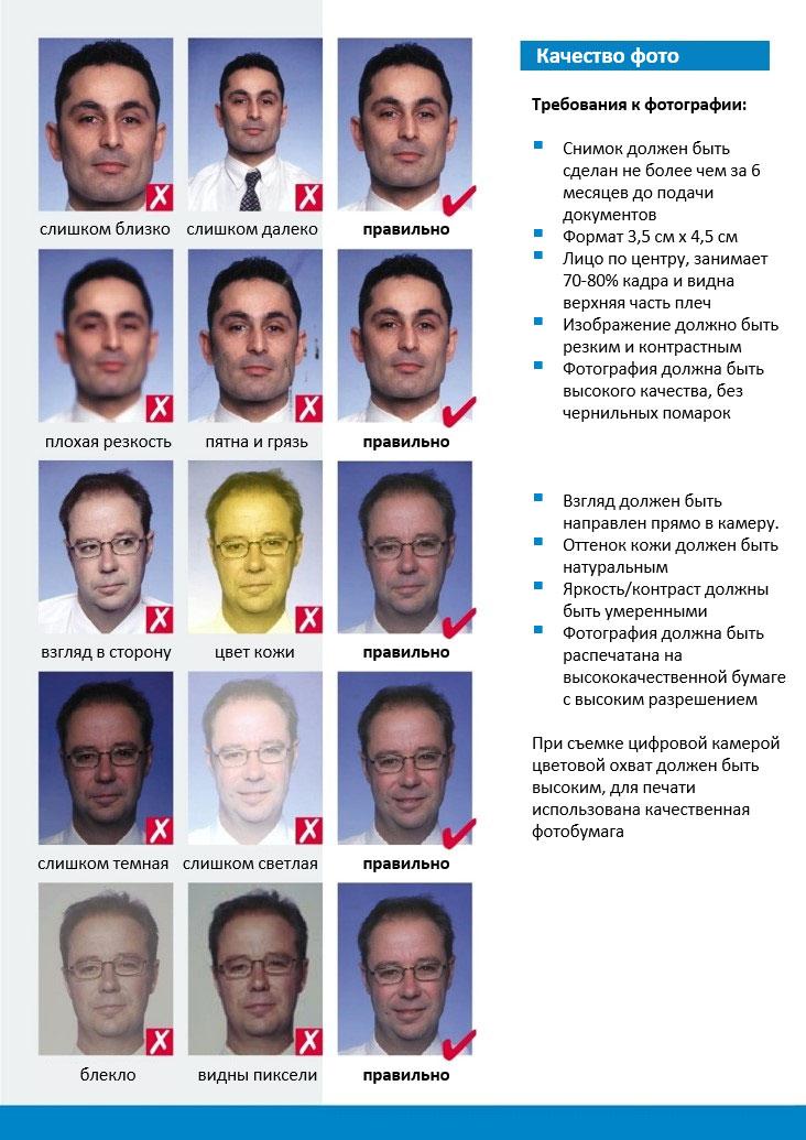 фото для визы в канаду требования отбывания наказания оба