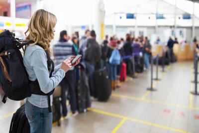Как пройти регистрацию на рейс в аэропорту