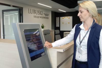 В Гожуве открыт новый зал воеводского управления для иностранцев 34