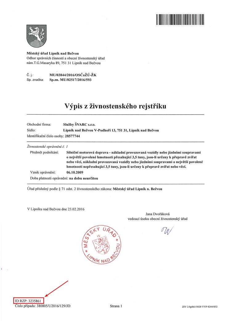 Как зарегистрировать компанию в Чехии? Пошаговая инструкция 1