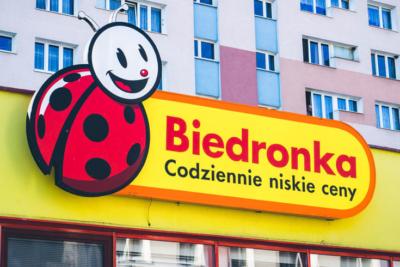 Газетка и акции в магазине Бедронка 2