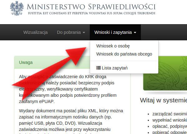 Как получить справку о несудимости в Польше и когда нужно zaświadczenie o niekaralności? 5