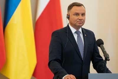 Дуда пообещал оказать содействие в открытии пункта пропуска на границе с Украиной
