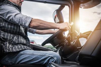 Для водителя грузовика