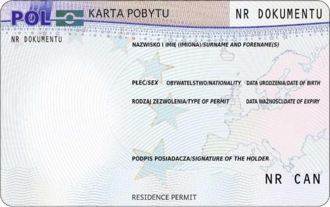 new karta pobytu 1