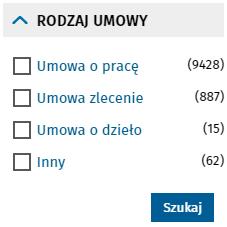Поиск вакансий в Польше через Centralna Baza Ofert Pracy 5