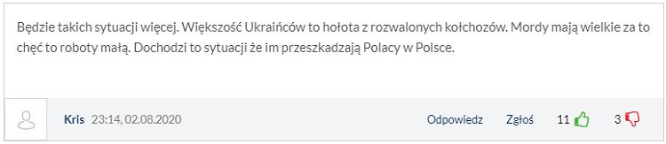 Сосуществование. Ночная драка украинцев и поляков в Krośniewice 4