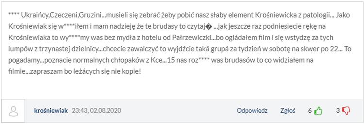 Сосуществование. Ночная драка украинцев и поляков в Krośniewice 5