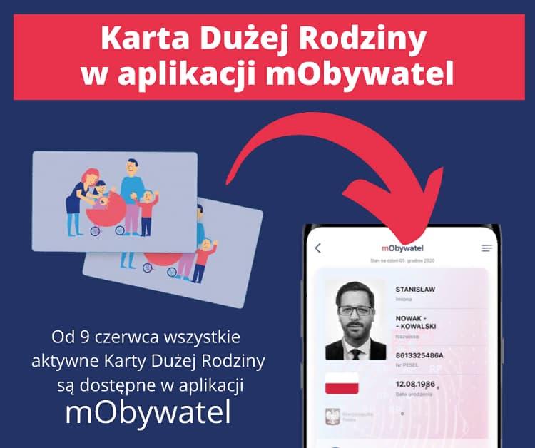 Как получить Карту Большой Семьи и что дает Karta Dużej Rodziny многодетным семьям? 2