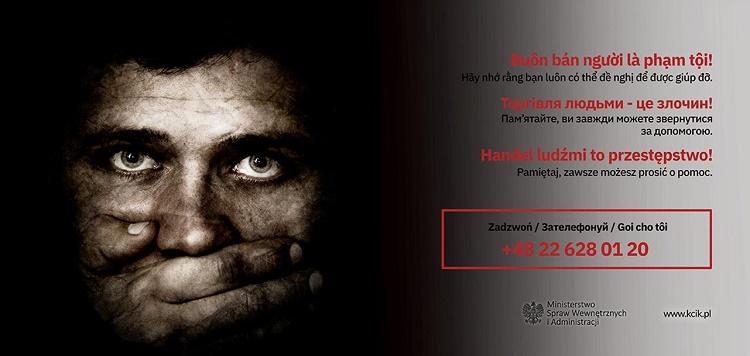 МВД Польши усиливает борьбу с торговлей людьми 1