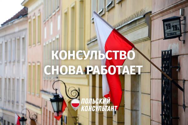 Генеральное консульство в Виннице возобновило работу с 2 декабря