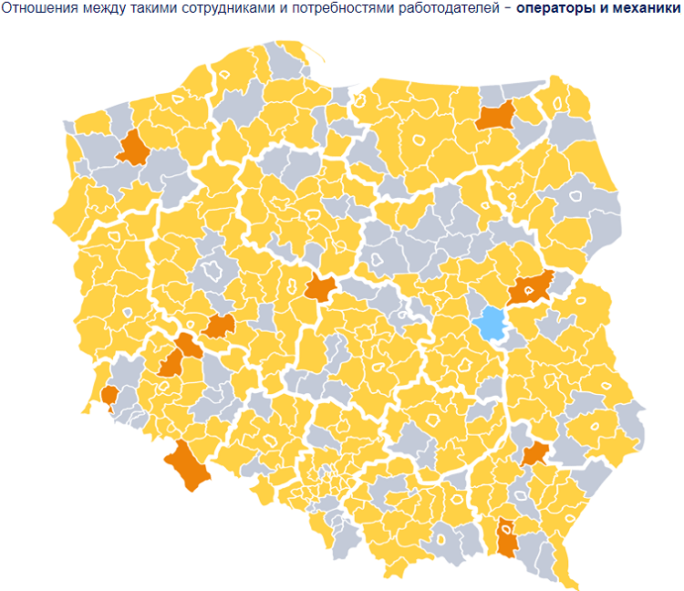 Barometr zawodow: 4 самые нужные профессии в Польше в 2021 году 4