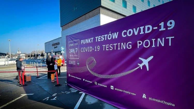 Где сделать тест на коронавирус в Польше? 2