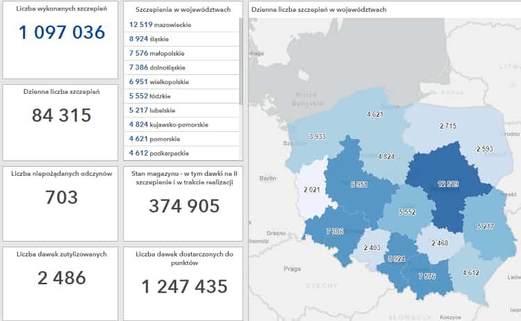 Все о вакцинации в Польше 5