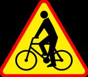 Правила езды для велосипедистов в Польше и штрафы за нарушение ПДД 3