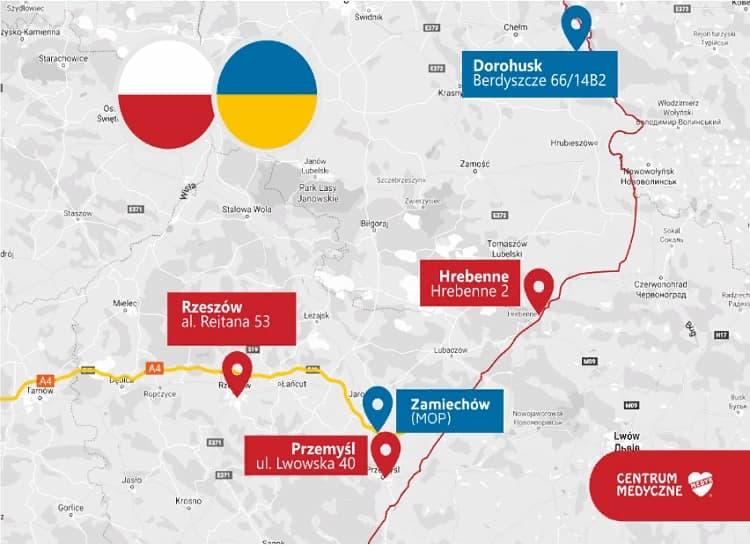 Тестирование и вакцинация украинцев на польской границе: первые сведения 1