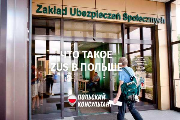 Что такое ZUS в Польше и чем занимается? 5