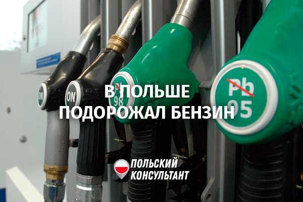 Резкий скачек цен на топливо в Польше: ожидать ли дальнейшего роста? 25