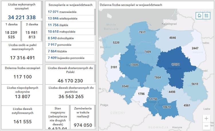 Денежная компенсация за осложнения после прививки от COVID-19 в Польше 1
