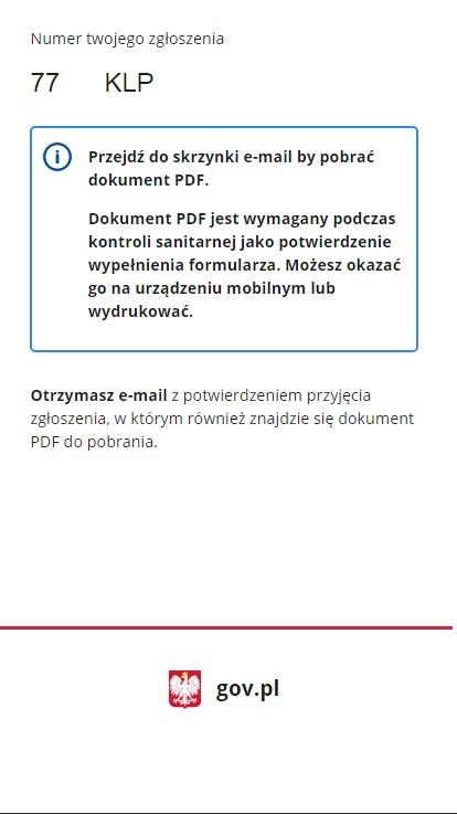 Что такое Karta Lokalizacji Podróżnego и как заполнить eKLP? 9