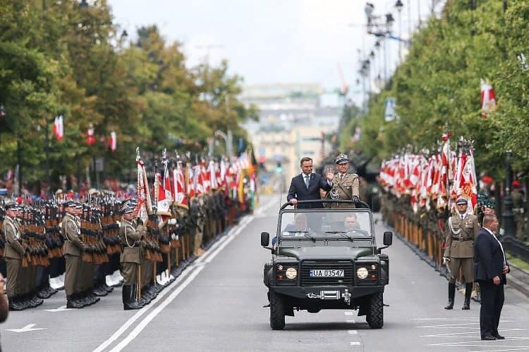 15 августа в Польше – День Войска Польского 3