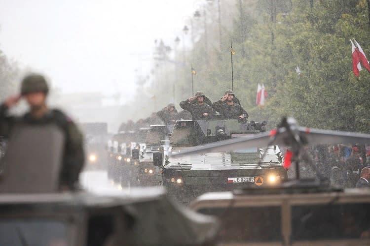 15 августа в Польше – День Войска Польского 2